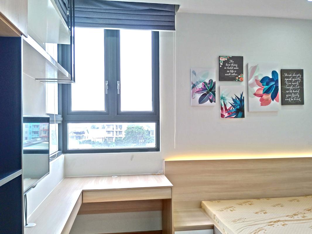 Căn Hộ 2 Phòng Ngủ Jamona City 56M2 - Công Trình Thực Tế Của Homepro T&c