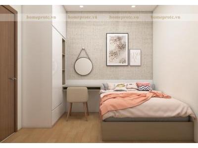 Thiết Kế Căn Hộ Premier 2 Phòng Ngủ B 06