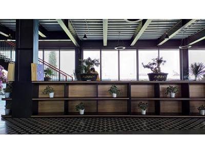 Thi Công Nội Thất Nhà Hàng Tea Galaxy - Doidep Bảo Lộc - Sandals Group (Hình Thực Tế)
