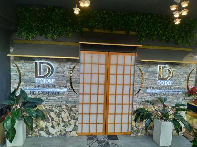 Thi Công Cải Tạo Phòng Vip Coffee Doidep Quận 1 (Sandals Group)