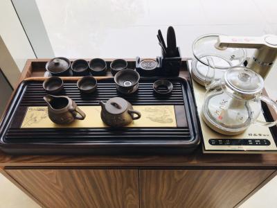 Thi Công Nội Thất Tea World Doidep Bạc Liêu - Sandals Group (Hình Thực Tế)