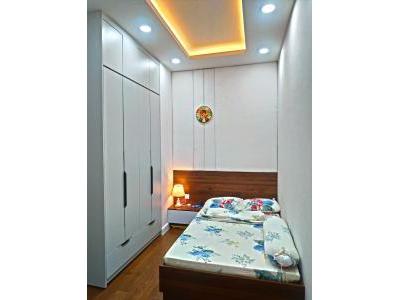 Thiết Kế Thi Công Căn Hộ Richstar - Novaland 2 Phòng Ngủ